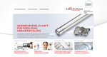 amitronics.de Zuverlässigkeitsanalyse, Oberflächendigitalisierung, Schallabsortionsgrad, Körperschallmessung, Transport - und Aufbewahrungsboxen