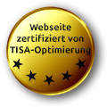 Zertifikat TISA-Optimierung.de