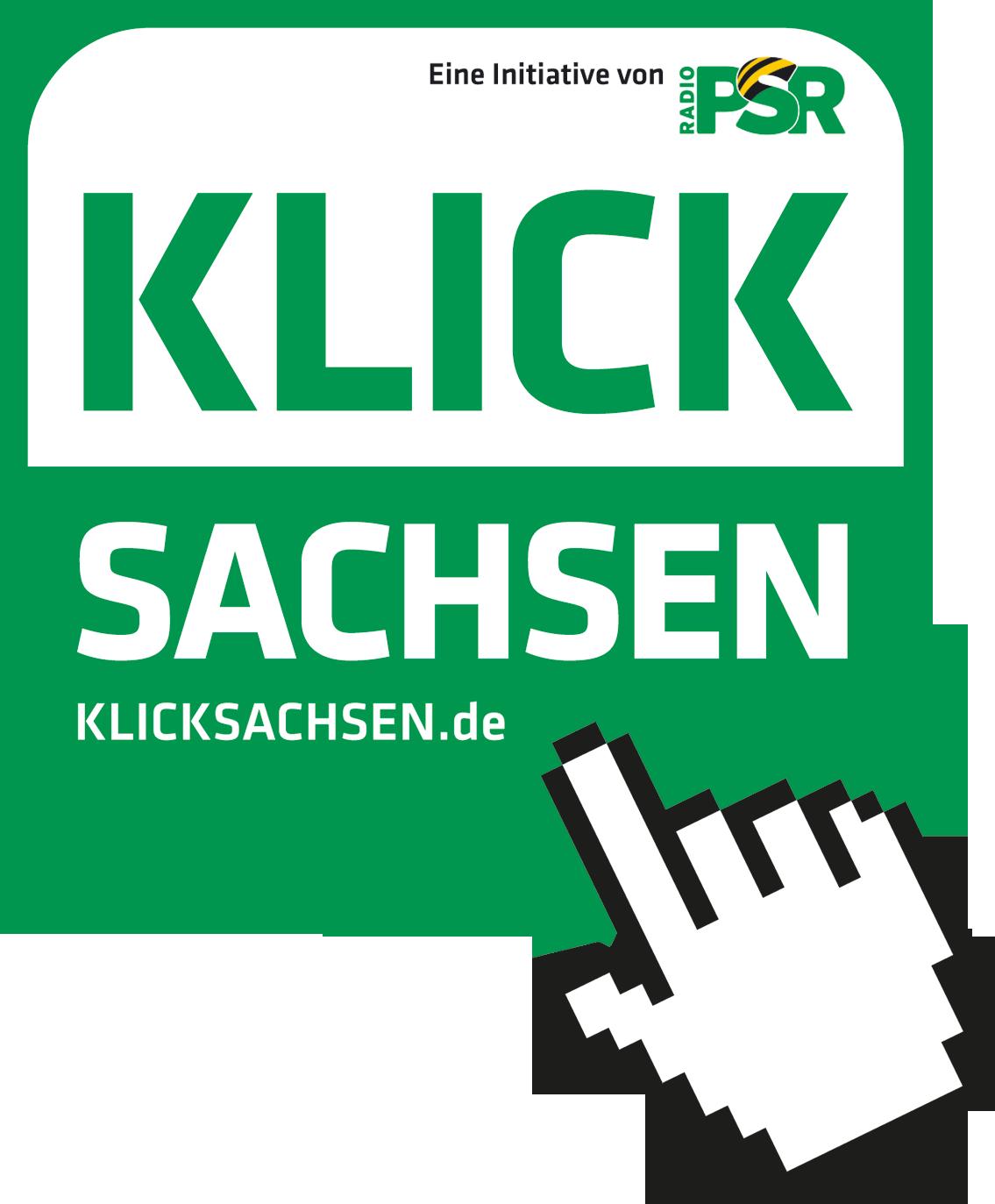 Klick Sachsen Logo
