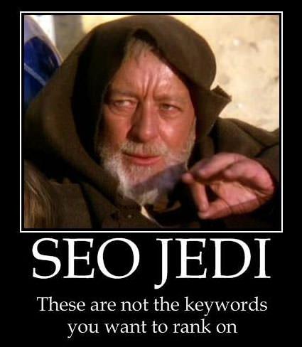 SEO-Jedi META Keywords, Title und Description